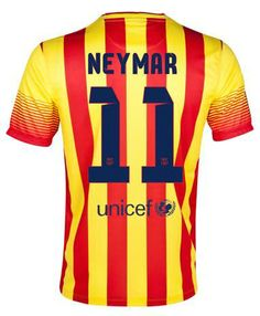 Authentic Nike Barcelona Away Messi Jersey In like new condition! Perfect for any Messi enthusiast! Villa Barcelona, Barcelona 2014, Lionel Messi Barcelona, Barcelona Football, Messi 10, Messi Soccer, Real Madrid 2014, Ronaldo Real Madrid, Neymar Jr