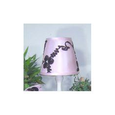 """Blueberrie Kids 8"""" Chambord Empire Lamp Shade"""