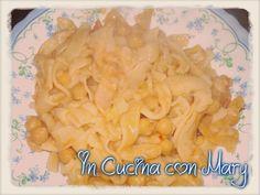 CICERI E TRIA  ricetta tipica salentina