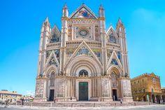 Duomo di Orvieto e Lago di Bolsena