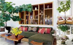 MintSix: Love the room-divider bookshelf