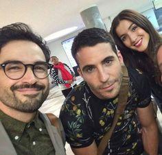 Hernando, Lito e Daniella