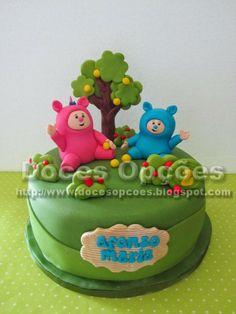Billy And Bam Birthday Cake cakepins.com