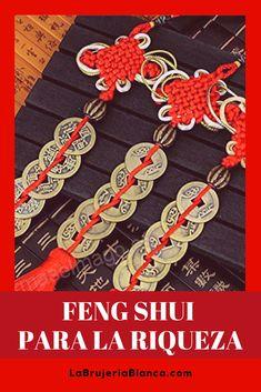 Feng Shui para la riqueza - La Brujería Blanca Fen Shui, Wicca, Crochet Necklace, Poster, Diy, Mystic, Lifestyle, Illustration, Fashion