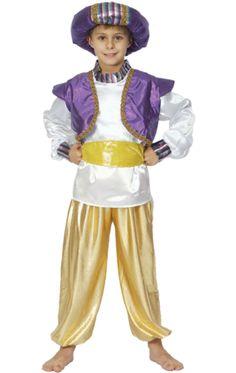 Child Aladdin Costume                                                                                                                                                                                 More