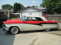 Mercury Convertible..Re-pin...Brought to you by #CarInsurance at #HouseofInsurance in Eugene, Oregon