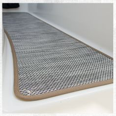 We& really excited to share today& project with you because it features a brand new product we think you& going to like. The floor covering on your boat sees a fair amount of water and traffic. Boat Building Plans, Boat Plans, Boat Carpet, Sailboat Interior, Cruiser Boat, Sailboat Living, Boat Restoration, Boat Decor, Boat Storage