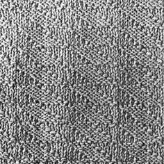 Knitting Pattern Square No. 72, Volume 34 | Free Patterns | Yarn