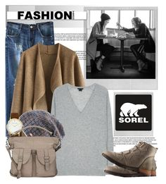 """""""The Major Collection From Sorel: Contest Entry..."""" by glamorous09 ❤ liked on Polyvore featuring SOREL, Polaroid, Chicwish, White Label, Spacecraft, Larsson & Jennings, Liebeskind and sorelstyle"""