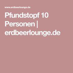Pfundstopf 10 Personen | erdbeerlounge.de