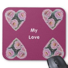 My love mousepads