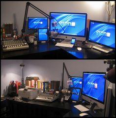 gspn.tv Studio October 2010