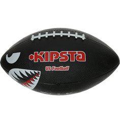 5a0ec7abd0e KIPSTA AF 300 Kids American Football - Black