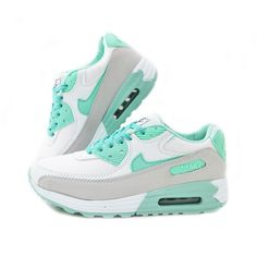 Nike Air Max Beyaz Su Yeşili | BAYAN AYAKKABI | Spor | | Nelazimsa.net