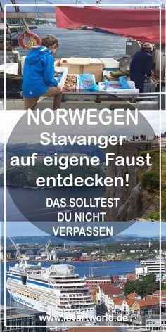 Stavanger auf eigene Faust – Tipps und AktivitätenIm Sommer ist norwegens Ölhauptstadt am schönsten. Die Sonne wirft ein warmes Licht auf die schönen Holzfassaden der Häuser und das Wasser. Segelbote ankern in der Ferne und Kinder hüpfen fröhlich auf riesigen Fischeiern. Wie Du Stavanger auf eigene Faust entdecken kannst?