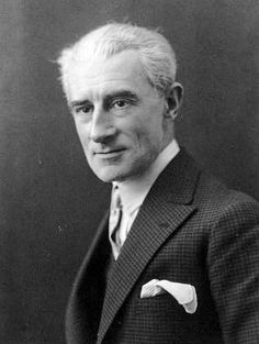 """Maurice Ravel (1875-1937) was a French composer known especially for his melodies, orchestral and instrumental textures and effects. Much of his piano music, chamber music, vocal music and orchestral music has entered the standard concert repertoire. Ravel is perhaps known best for his orchestral work 'Boléro' (1928), which he considered trivial and once described as """"a piece for orchestra without music""""."""
