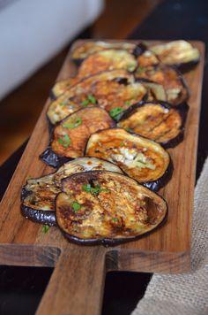 Roasted Chipotle Eggplant - Always Order Dessert