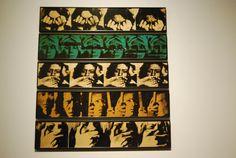 (10) Marisa González ingresa en el departamento sistemas generativos dirigido por Sonia Sheridan en el Art Institut de Chicago en 1971,