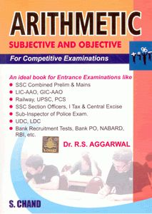 Subjective and Objective for Competitive Examinations