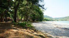 Ao Molae Beach at Koh Tarutao