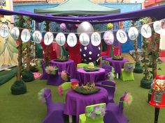PRINCESS AND THE FROG Birthday Party Ideas | Photo 5 of 8