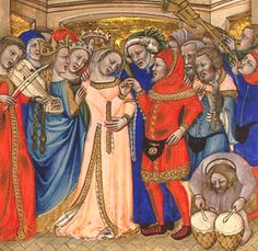 Medieval marriage and superstitions - Medievalists.net
