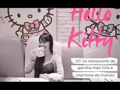 Get Trendy at Hello Kitty's restaurant in Taipei #hellokitty