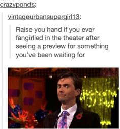 One time I like killed my friends arm CUZ I was FANGIRLING so hard Fandoms Unite, Crossover, My Tumblr, Tumblr Posts, Book Fandoms, Book Worms, I Can Relate, Superwholock, Doctor Who