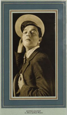 """Joseph Frank """"Buster"""" Keaton October 4, 1895 – February 1, 1966 was an American comic actor, filmmaker, producer and writer. He was best known for his silent films, in which his trademark was physical comedy with a consistently stoic, deadpan expression, earning him the nickname """"The Great Stone Face""""."""