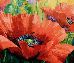Jennifer Bowman's Poppies