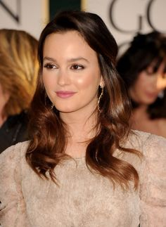 Leighton Meester Cute Long Hairstyles for Women | Hairstyles Weekly