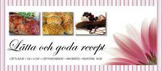 Lätta och Goda recept Lchf, Curry, Place Card Holders, Chili, David, Ska, Curries, Chile, Chilis