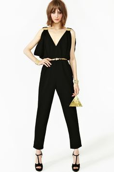 Walk Away Jumpsuit