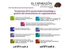 Tendencias 2013 en Social Media