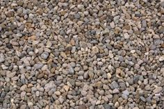 Pebble Patio Over Dirt