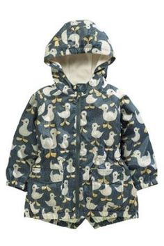 Buy Duck Parka Cagoule (3mths-6yrs) from the Next UK online shop