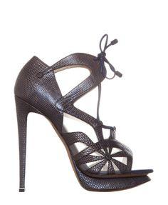 Nicholas Kirkwood Spring 2011 sandal.