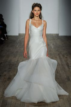 2018 wedding dress trends - Hayley Paige