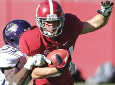 Alabama's Howell thankful for opportunity to keep playing