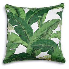 Palm Beach Pillow - Furbish Studio