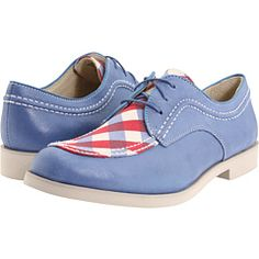 Got the last pair in my size at Zappos last night. Haven't worn Hush Puppies oxfords since late 80s. Dorky cute. Hope they fit.
