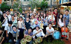 Landfill Harmonics Orchestra