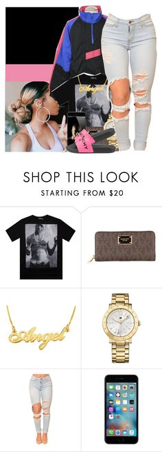 """September 13, 1996"" by polyvoreitems5 ❤ liked on Polyvore featuring Michael Kors, Tommy Hilfiger and Givenchy"