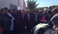 """العنف المدرسي يُخرج """"الأساتذة"""" للاحتجاج في وجدة: خاض أساتذة ثانوية """"المغرب العربي"""" في وجدة، وقفة احتجاجية داخلالمؤسسة التعليمية، على إثر…"""
