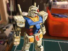 Gundam -ramen picking-