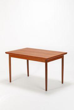 Danish Teak Table Möller 60's