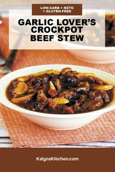 Best Soup Recipes, Keto Crockpot Recipes, Lamb Recipes, Chili Recipes, Cooker Recipes, Free Recipes, Italian Baked Chicken, Baked Chicken Recipes, Paleo Stew