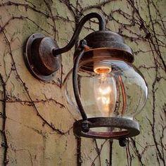 ポーチライト | インテリア雑貨のライフルーム | カリモク60・ダルトンなどインテリア雑貨の販売 Wall Lights, Candle Lanterns, Lamp, Candle Sconces, Light Fixtures, Lamp Light, Porch Lamp, Retro Lamp, Mason Jar Lamp