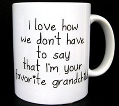*******Join our Crass, Sass, & Class Newsletter at http://eepurl.com/bt4NlL*********   Want to flaunt your #1 grandchild status?  Well...have we got a