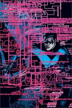 NIGHTWING #68 Michael Golden Nightwing